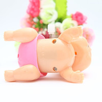 Wholesale toy chocolate resale online - Streaming doll toy winding toy twisted butt doll Shantou factory direct sales
