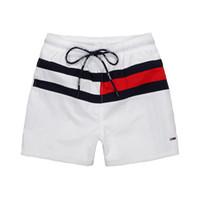 Wholesale swimwear men for sale - Summer Swimwear Beach Pants Mens Board Shorts Black Men Surf Shorts Swim Trunks Sport Shorts de bain homme M XL