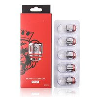 Wholesale v8 q4 coil for sale - Group buy TFV8 Baby New Coil TFV12 Baby Prince Coil V8 Baby Q4 Mesh Strip T12 Red Light For TFV12 Baby Prince Tanks