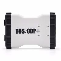 voitures cdp keygen achat en gros de-CDP TCS Pro cdp pro 2015 R3 keygen obd2 avec Bluetooth OBDII scanner outil de diagnostic pour voiture / camions comme lecteur de code pro MVD Multidiag