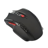 Wholesale Gaming Peripherals - kebidumei Hot 2.4Ghz Mouse Mini Wireless Optical USB Wireless Gaming Mouse Mice For Computer Peripherals Mause New arrival