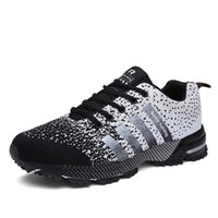 Wholesale Cheap Large Size Shoes - 2018 Hot Sales Fashion Light Breathable cheap Lace-up Men Shoes man Casual Shoes Male sneakers Plus large Size 35-46