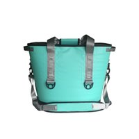 Wholesale cool mints - GZL New mint green cooler bag 20 cans and Hopper TWO Portable Cooler