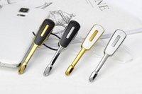 gancho de micrófono al por mayor-2018 venta caliente HM1000 Auriculares estéreo Bluetooth inalámbricos auriculares de la música del teléfono móvil con gancho de oreja Mic Sports para el teléfono universal