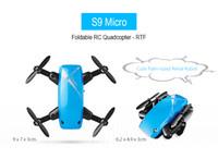 drone h8 mini venda por atacado-Wifi wi-fi mini drone com câmera 2.4g 4ch 6-axis rc quadcopter nano zangão rc wi-fi fpv zangão controle do telefone brinquedo