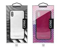 embalagem de blister de telefone celular venda por atacado-50 pcs de alta qualidade custom made proteção embalagens plásticas blister para phone case para iphone 6 6 plus 7 7 plus celular case