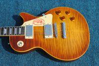 Wholesale China Guitars Neck - Factory electric guitar 2017 g lp guitar custom standard mahogany neck in china lp electric guitar direct from factory