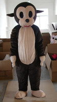 Wholesale full jump - 2018 High quality hot Lovely Jump Monkey Jump cartoon doll Mascot Costume Free shipping