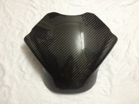 Wholesale Yamaha R6 Carbon Fiber - scooter parts  Real Carbon Fiber 3D Tank Pad Protector Fits for YAMAHA YZF600 R6 2008-2014 carbon  free shipping