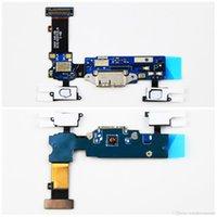 samsung s5 flex port großhandel-Samsung Galaxy S5 Sprint G900P USB Ladeanschluss Dock Flexkabel Ersatz NEU
