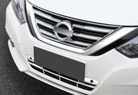 sipariş arabası toptan satış-2016 Nissan Teana 2017 Altima alt ızgara için ABS krom ızgarası