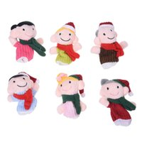 oyuncak hikayesi sahne toptan satış-Parmak kukla / bebek / oyuncak hikayesi- söylüyorum sahne / araçları oyuncak modeli bebekler / çocuklar / çocuk oyuncakları