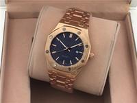 mm metros al por mayor-2019 para hombre Reloj de lujo de primeras marcas de moda de lujo, relojes totalmente funcionales modelo Reloj deportivo de acero inoxidable 30 metros reloj de pulsera impermeable