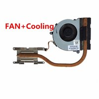 Wholesale hp laptops cpu fan - High quality For HP 15-AC 15-AC121DX Laptop CPU FAN Cooling system 813946-001 DC28000GAR0 815237-001 100% Tested Fast Ship