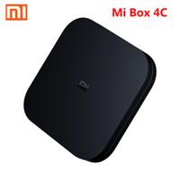 Wholesale android tv cortex online - Original XIAOMI Mi Box C Android TV BOX Amlogic Cortex A53 Quad Core bit GB GB K HDR TV Box DTS HD G WiFi HDMI