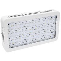espectro cheio conduziu a iluminação da planta venda por atacado-1200 W 120 leds LED Grow Lights duplo chip crescente lâmpada Full Spectrum planta crescer iluminação para Indoor hidroponia com efeito de estufa
