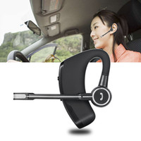 Wholesale cell phone earpiece ear hooks - V8S Earpieces Bluetooth Headphone Wireless Earphone Handsfree Headphones Headsets 4.0 Legend Stereo V8 Cell Phone For Iphone 7 Plus
