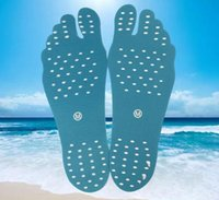 Wholesale stick soles for sale - Group buy Hot Beauty Foot Treatment Foot Stickers Shoes Stick on Soles Sticky Pads Waterproof Hypoallergenic Adhesive Feet Pad Foot Care