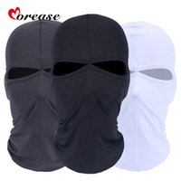 Wholesale harnesses men bdsm resale online - Morease Mask Black Mouth Eye Slave Hood Sex Product Toys harness Bondage erotic Adult Game For Men Women Fetish Unisex BDSM Hood S924