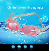 Wholesale child swim goggles - New swimming mirror, children's goggles, water park supplies, Water Sports children's goggles manufacturers direct sale wholesale.