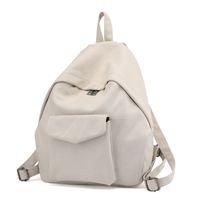 bolsa de volta pequena venda por atacado-Mochilas mujer 2018 bagpack vintage mochila de lona bonito pequena mochila para meninas sacos de escola mulher back pack mulheres de volta sacos