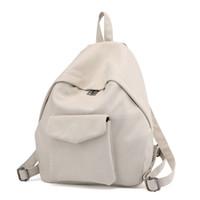 ingrosso borsa posteriore piccola-mochilas mujer 2018 vintage bagpack tela zaino carino piccolo zaino per ragazze scuola borse donna zaino donne borse indietro