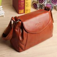 CHEER SOUL Genuine Leather Women s Handbags Fashion Ladies Shoulder  Crossbody Bags For Women Travel Messenger Bag Female Bags 98cd7cd846803