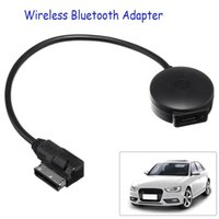 кабель адаптера audi usb оптовых-Car AMI MDI Music Interface USB Bluetooth Adapter Cable MP3 Player for /VW