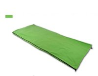 Wholesale fleece bag liner for sale - Group buy Travel Fleece Camping Outdoor Ultralight Fleece Sleeping Bag Liner Envelope Style for adults with Carrying Bag Warm Weather