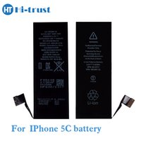 Wholesale Free Battery Testing - Grade AAA Quality Built-in Internal Li-ion Replacement Battery For iphone 5 5S 5C Tested battery Free UPS Shipping
