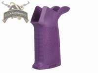 Wholesale purple map - BD MAP Style Grip Tactical Marked Version AEG Foregrip For Airsoft Hunting Wa AEG AR15 M4 Purple