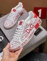 planche à roulettes deux achat en gros de-Superstar Chaussures de skateboard Chaussures basses en cuir à semelles basses Sneakers de sport Décontractées bicolores pour hommes Lettre imprimée Party Punk Rock Chaussures