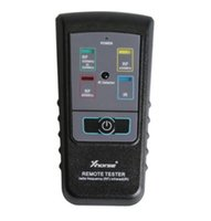 Wholesale volvo radios resale online - Xhorse Remote Key Tester for Radio Frequency Tester RF Infrared IR Tester For Mhz hz Mhz Mhz