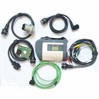 mb sd star do scanner venda por atacado-Top SD Conectar scanner de diagnóstico Auto MB Estrela C4 SD Compacto Diagnosticar MB Estrela C4 com software 2017.12 mais recente versão 320gb HDD