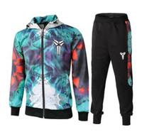 баскетбол куртки мода оптовых-Куртка спортов, куртка людей с капюшоном, куртка, бег отдыха, баскетбол открытый, костюм способа Ангела.
