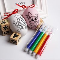 Diy easter gifts for kids nz buy new diy easter gifts for kids diy easter gifts for kids nz new arrival water color pen egg kids diy painting negle Images
