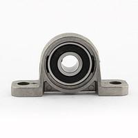 ingrosso bearings shaft-WALFRONT 10mm in lega di zinco con cuscinetto cuscinetto cuscinetto alloggiamento cuscinetti Inserisci sfera metallica supporto rullo sferico KP000