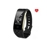ingrosso tracker fitness fitness smart band tw64-Frequenza cardiaca dinamica S2 smartband fitness tracker contapassi smart watch band vibrazione wristband per ios android pk ID107 fitbit tw64 buono