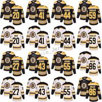 ingrosso spugna teddy-2018 New Style 41 Teddy Purcell Jersey Boston Bruins 44 Rob O'Gara 43 Danton Heinen 55 Noel Acciari 59 Tim Schaller 86 Kevan Miller Nero