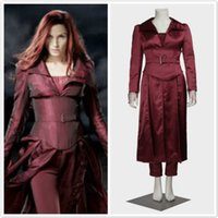 ingrosso costume supereroi fenice-Supereroe X-Men Jean Grey The Phoenix Dress Costume Cosplay personalizzato