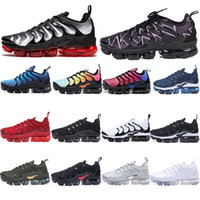 Wholesale women brand low shoes online - 2019 TN Plus VM Game Royal orange USA Designer Sports Shoes Running Shoes For Men Trainers Women Luxury Brand Sneakers Classic Outdoor Shoe