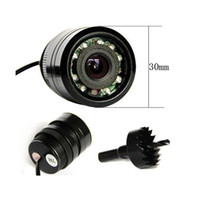 Wholesale camera waterproof pal - Car Parking Assistance IR Infrared Waterproof not front Car Rear View Camera IR Night Vision for parking rear Backup View Camera
