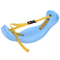 Wholesale swimming kickboard online - Kids Back Float Swimming Aid Training Float Split Kickboard Buoyancy Back Drift Board Playing Water Board Swimming Floats New