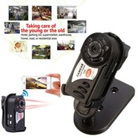 bilek kaydedici toptan satış-Orijinal Q7 Wifi IP Küçük Mini Kamera Mikro Kamera Kaldırmak Gizli Video Ses Kaydedici Gözetim Espía Camara