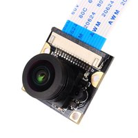 Wholesale camera module wide angle online - 5MP Degree Wide Angle Fish Eye Lenses Camera Module Board For Raspberry Pi free