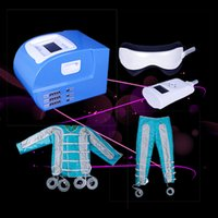 Wholesale body bag suit resale online - pressotherapy equipment in Slimming Machine pressotherapy lymph drainage machine body massage suit pressotherapy lymph drainage bags