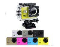 Wholesale fix cmos camera for sale - 5PCS Waterproof D001 Inch LCD Screen SJ4000 style P Full HD HDMI Camcorders SJcam Helmet Sport DV M Action Camera shipping