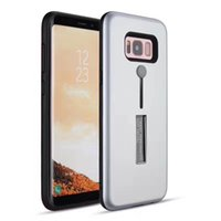 Wholesale j7 prime armor for sale – best Hybrid Armor Cases With Kickstand For Samsung J2 J5 J7 Prime Pro A5 A7 J7 DUO J4 J6