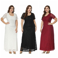 3f6895a499c ... Women Short Sleeve Mermaid Wedding Dresses Elegant Maxi Dresses. 9% Off