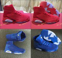 homens do basquetebol da porcelana venda por atacado-2018 Atacado 6 VI China Chinês Vermelho Azul 6 s Homens Tênis De Basquete Sapatilhas Dos Esportes Dos Homens Formadores Zapatos Chzussures Sapatos de Grife